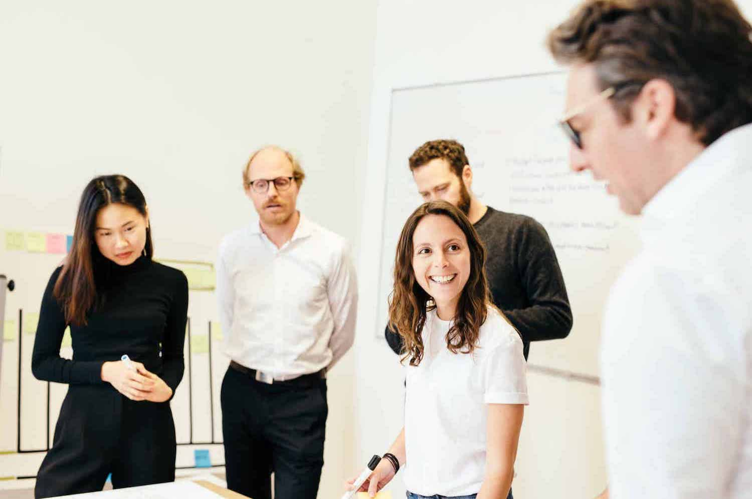 Designing digital experieces for Germany's leading companies