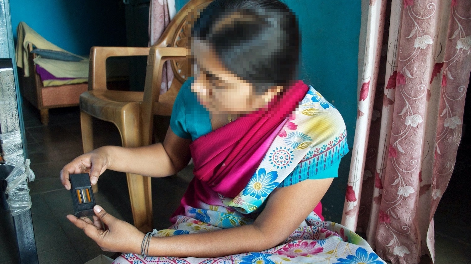 interviewing health care providers in rural India