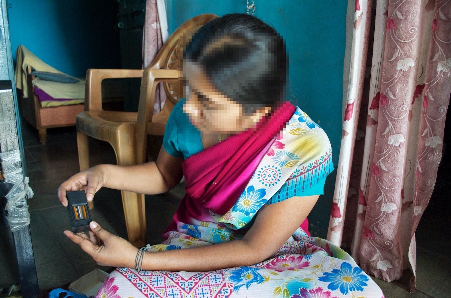 Redesigning an anaemia detection device for rural India